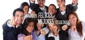 Empleados felices, mejores resultados