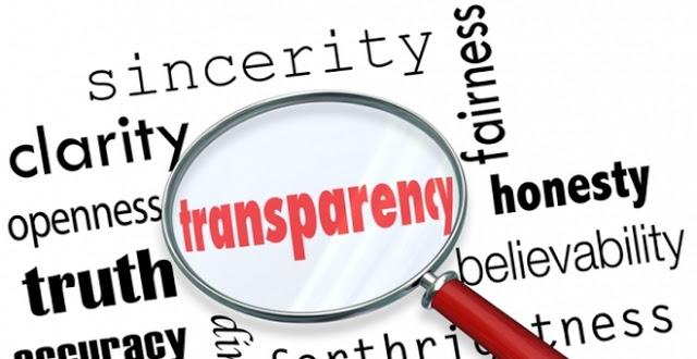 Evaluación del desempeño y transparencia ad-intra en la Administración