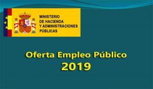 Oferta de empleo público 2019