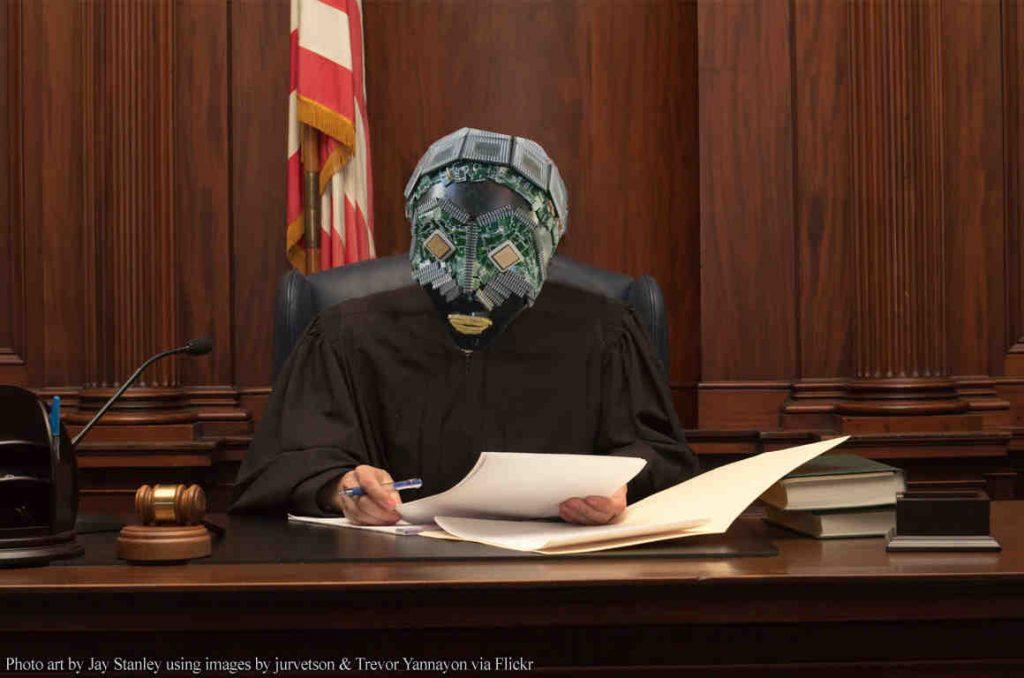 La IA ya toma decisiones judiciales en EE.UU.
