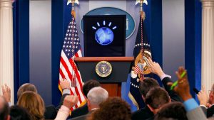 Inteligencia artificial en política