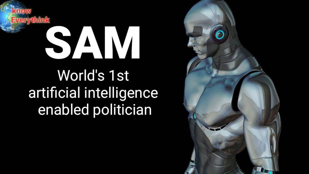 político de inteligencia artificial