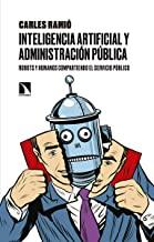 Libro inteligencia artificial y Administración pública. Carles Ramió
